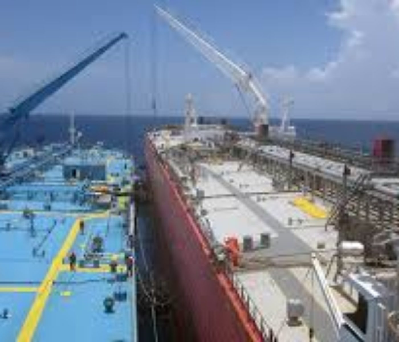 Ship-to-ship (Sts) Equipment Provider – Bumi Jaya Ship Care